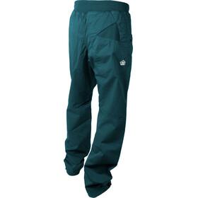 E9 3Angolo Pantaloni lunghi Uomini petrolio